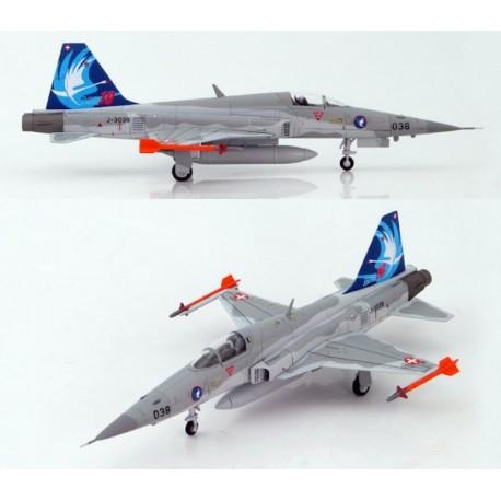 "F-5E Tiger II Staffel 19 ""75 Jahre"", 2014 Hobbymaster 1/72"