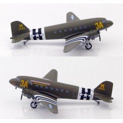 "Douglas C-47 ""Sky King"" 53rd Troop Carrier Sqn Hobbymaster 1/200"