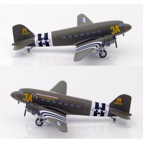 """Douglas C-47 """"Sky King"""" 53rd Troop Carrier Sqn Hobbymaster 1/200"""
