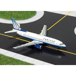 United Airlines BOEING 737-300 N366UA  1/400 GEMINI JETS