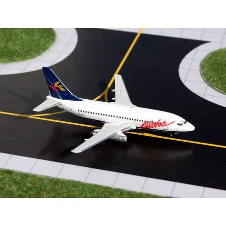 Aloha Airlines Boeing 737-200 N841AL 1/400 Gemini Jets