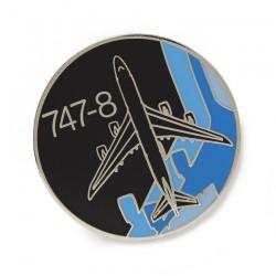 PINS BOEING F13 747