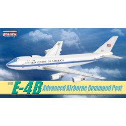 E-4B Advanced Airborne Command Post Dragon Warbirds Series 1/400
