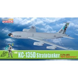 KC-135D Stratotanker 117th ARS 40th anniversary Dragon Warbirds Series 1/400
