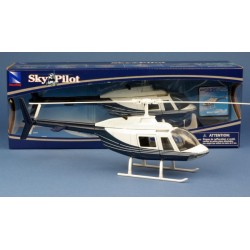 Bell 206 Jet Ranger 1/34 NEW RAY NR26073A