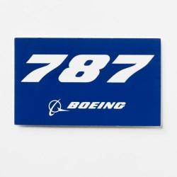 Autocollant Boeing 777