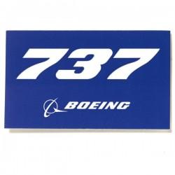 Autocollant Boeing 787