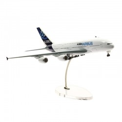 A380 MAQUETTE EXCLUSIVE AIRBUS 1/400