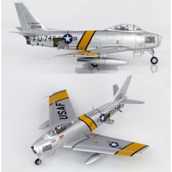 F-86E Sabre Col Maj William H. Westco HOBBYMASTER 1/72