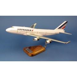 Air France Boeing 747-400 F-GITD Last Flight 1/144