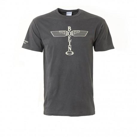 T-Shirt Boeing LOGO TOTEM gris