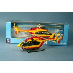 EC145 Sécurité Civile NEW RAY NR25977 1/43