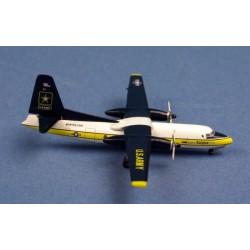 Fokker F-27  Golden Knights  51607 AeroClassics 1/400