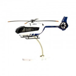 H145 MAQUETTE EXCLUSIVE AIRBUS HELICOPTERE CORPORATE  1/72