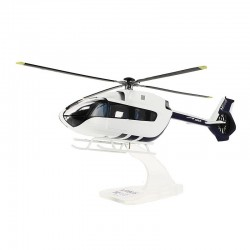 H145 MAQUETTE EXCLUSIVE AIRBUS HELICOPTERE livrée CORPORATE  1/32