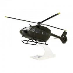 H145 MAQUETTE EXCLUSIVE AIRBUS HELICOPTERE livrée MILITAIRE  1/32
