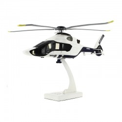 H160 MAQUETTE EXCLUSIVE AIRBUS HELICOPTERE CORPORATE  1/40