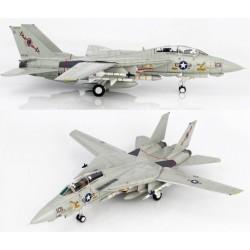 "F-14A Tomcat VF-74 ""Be-Devilers"" USS Saratoga 1987 1/72 HOBBYMASTER"