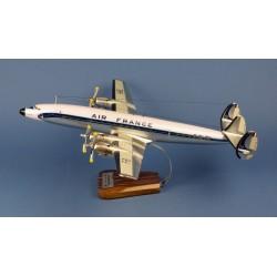 Lockheed L-1649A Super Starliner Air France F-BHBL 1/72 BOIS