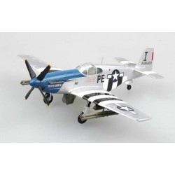 P-51B Mustang Patty Ann II 1ST LTJ.F.Thornell 328thFS EASY MODELS 1/72