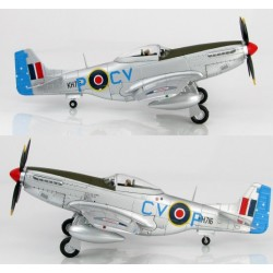 P-51K Mustang IVa S/Ldr Murray Nash 3 Sqn RAAF 1945 HOBBYMASTER 1/48 HA7737