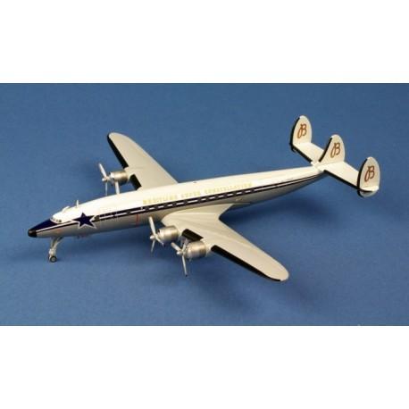 Lockheed L-1049A Breitling Super Constellation HERPA 1/200 HA558488