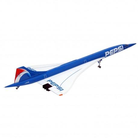 "Concorde Air France F-BTSD ""Pepsi"", métal 1/200e"