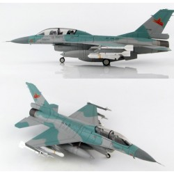 F-16B Block 15 TNI-AU Indonesian Air Force circa 2001 Hobbymaster 1/72 HA3862