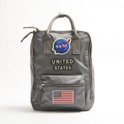 Boeing NASA Sac à Dos Gris Argent