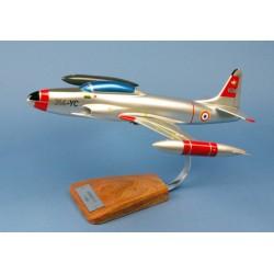 Lockheed T-33 T.Bird GE 314 BA705 Tours Bois 1/32