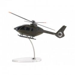 H135M MAQUETTE EXCLUSIVE AIRBUS HELICOPTERE  1/72