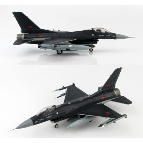 F-16C Falcon 354th Wing18th Aggressor Sqn 'Red Flag' Hobbymaster 1/72 HA3872