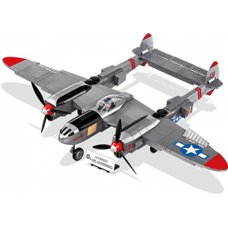 LOCKHEED P-38L LIGHTNING COBI 5539