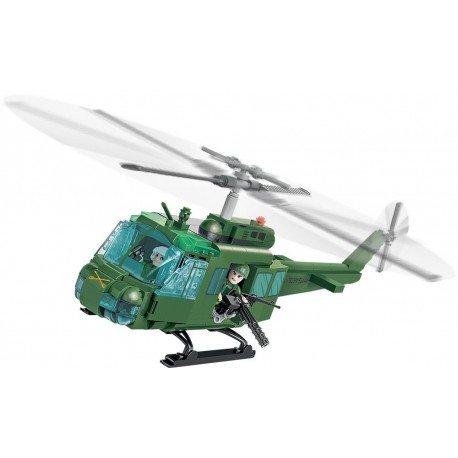 HUEY AIR CAVALRY WIETNAM WAR COBI 2232