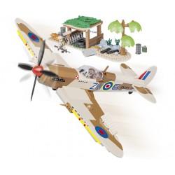 Supermarine Spitfire Mk.IX Désert COBI 5545