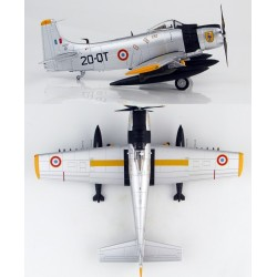 AD-4 Skyraider EC 2/20 'OUARSENIS' Algeria 1960s HOBBYMASTER 1/72 HA2916