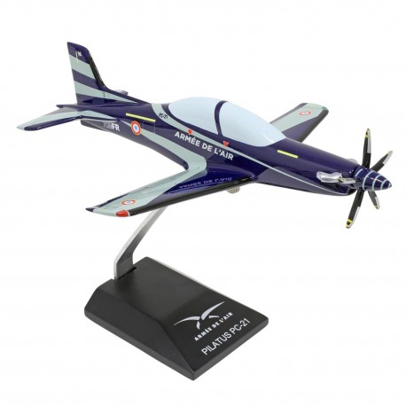 """Pilatus PC-21 - École de Pilotage EPAA 00.315 """"Général Jarry"""", Cognac-Chateaubernard 1/48"""