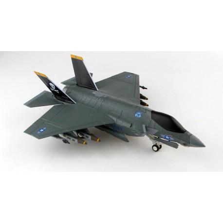 "F-35C Lightning II ""Pole Test Scheme"" 2012 HOBBYMASTER 1/72 HA 6203"
