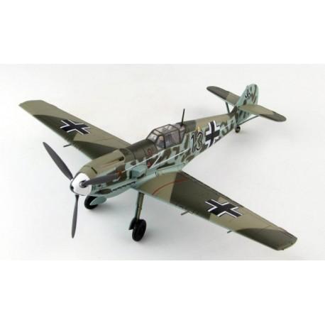 "Messerschmitt BF109E-4 I./JG 77 ""Blitz"", France summer 1940 1/48 HOBBYMASTER HA 8713"