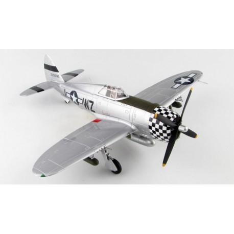 "Thunderbolt ""Okie"" 84th FS/78th FG, Duxford UK 1944 1/48 HOBBYMASTER HA8457"