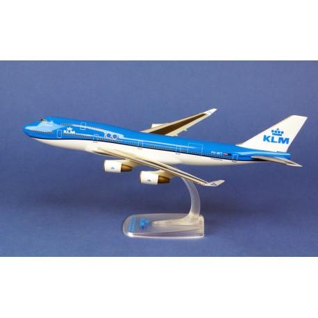 KLM Boeing 747-400 PH-BFT '100th' year 1/250 HERPA WR611442