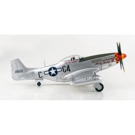 "P-51K Mustang ""Nooky Booky IV"", Major Leonard ""Kit"" Carson, 362nd FS/357th FG, 1945 HA 7741"