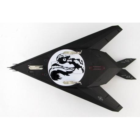 """F-117A Nighthawk 85-831 """"Skunk Works artwork"""", USAF HA5807"""