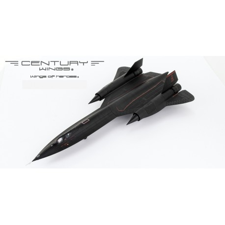 SR-71A Blackbird USAF 9th RW DET-2 1997 CENTURY WINGS 1/72