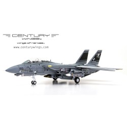 "F-14D Tomcat VF-31 Tomcatters ""Santa Cat"" 2002 Century Wings 1/72"