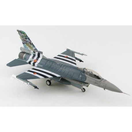 """F16AM Fighting Falcon """"75 Years D-Day"""" FA-124, 350 Sqn. Belgian Air Force 2019  1/72 HA3879"""