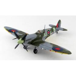 Spitfire Mk.IXc 126 Squadron, Sqn. Ldr. Johnny Plagis, RAF Harrowbeer Devon 1944 1/48 HOBBYMASTER HA8320