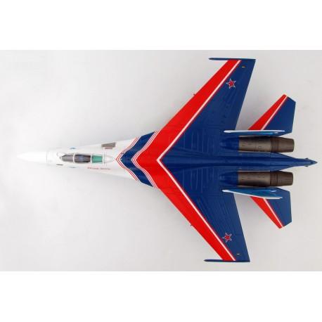 """Sukhoi Su-35 Flanker E """"Russian Knights"""", 2019 HOBBYMASTER 1/72  HA5707B"""