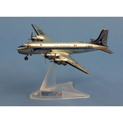 "Air France Douglas DC-4 F-BBDG ""Ciel de Champagne"" 1/200 HERPA HA571104"