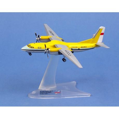 Aeroflot Antonov AN-24B Demo aircraft Le Bourget 1969 CCCP46280 1/200 HERPA 571043
